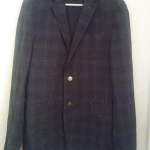 Hugo Boss Slim Fit Wool Blazer 38R
